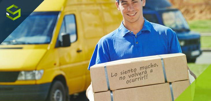 No hay segundas oportunidades en la logistica ecommerce