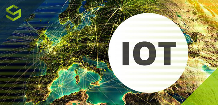 logistica internet of things iot