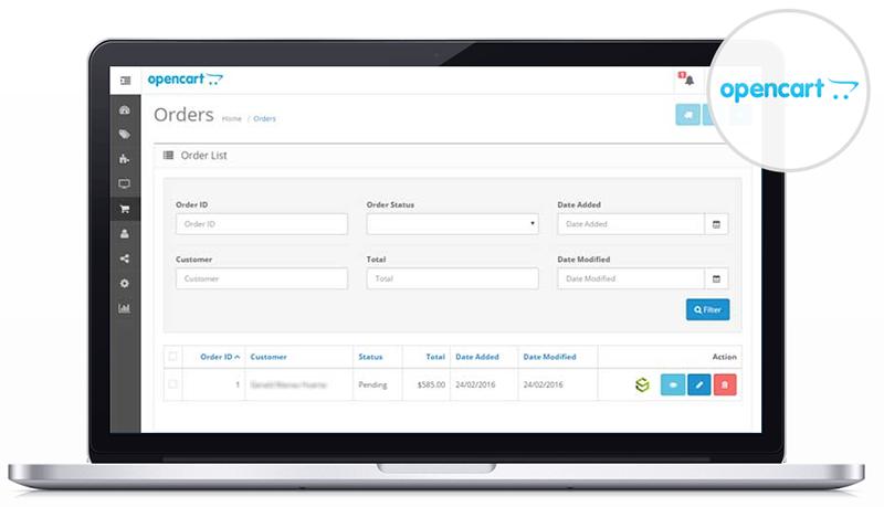 transporte barato para tiendas online hechas con OpenCart